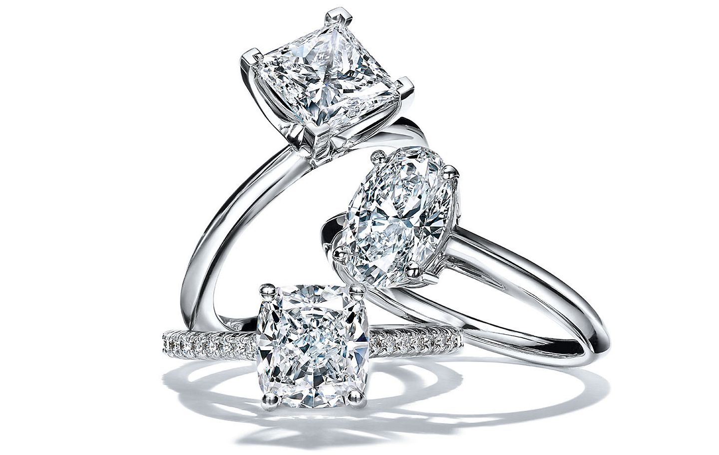 Tiffany & Co. Solitaire Engagement Rings