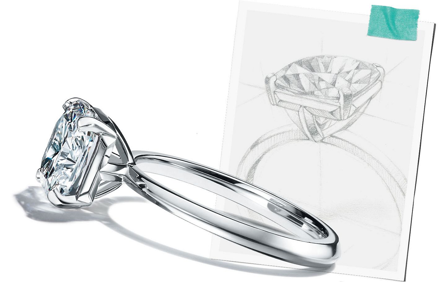 Tiffany & Co. Prong Setting