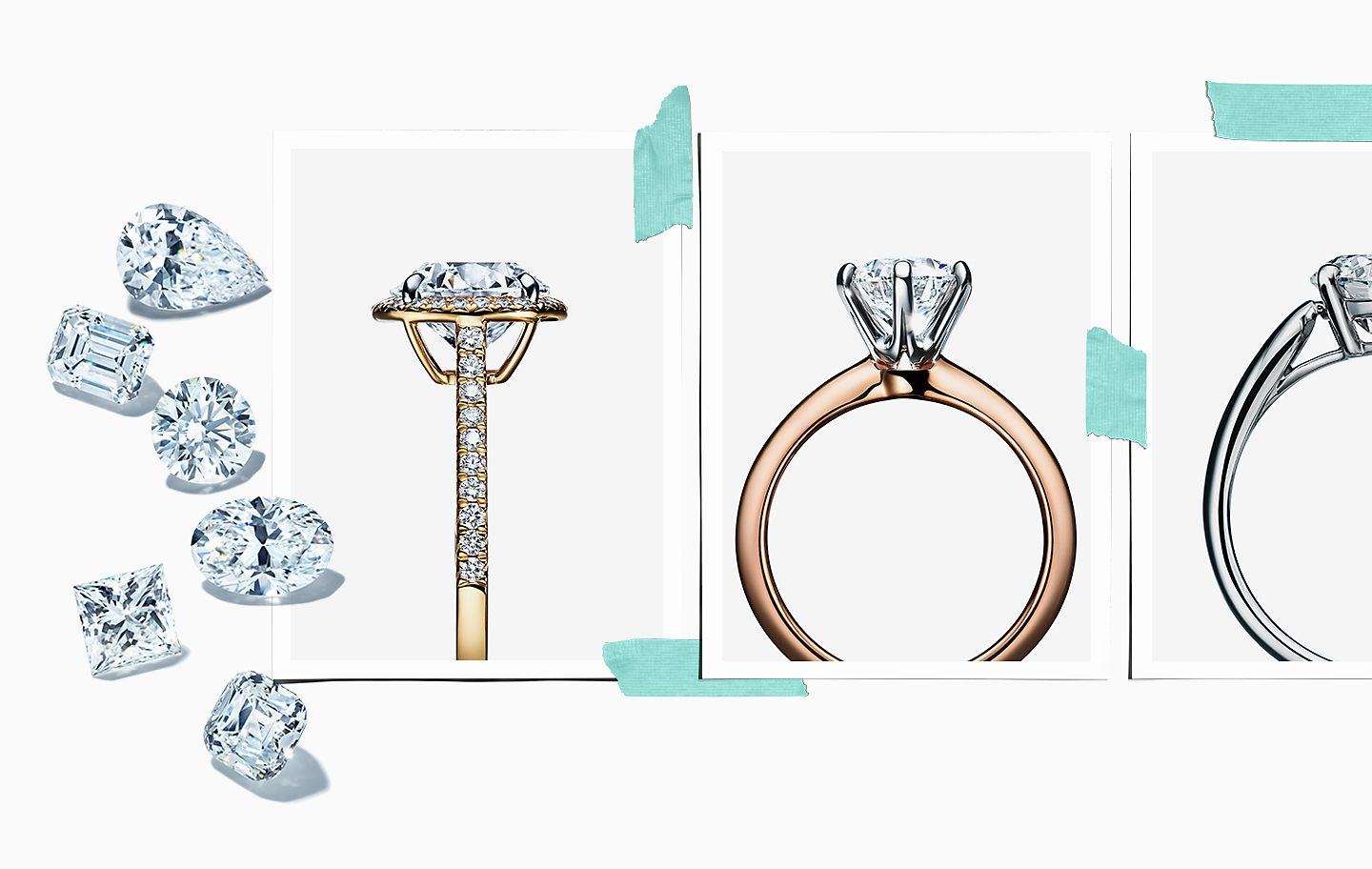 Customize Your Tiffany & Co. Engagement Ring