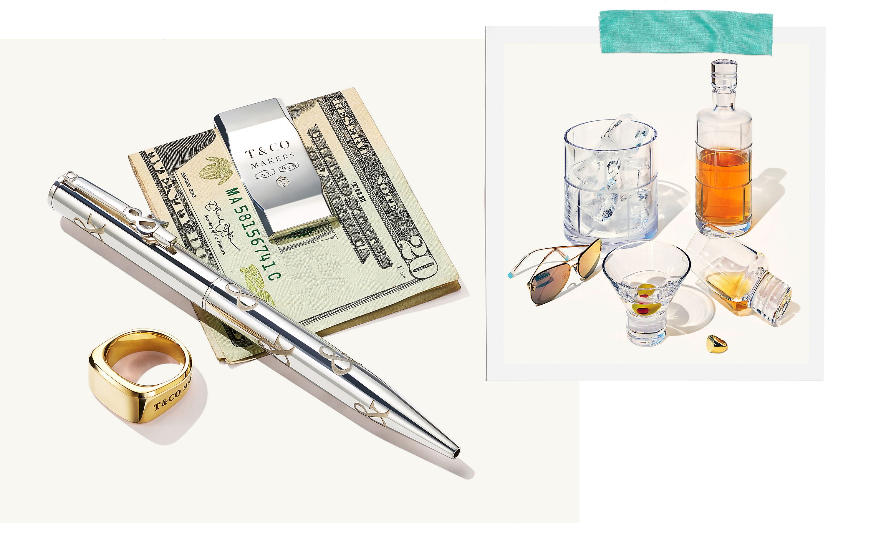 Tiffany & Co. Anniversary Gifts for Your Boyfriend