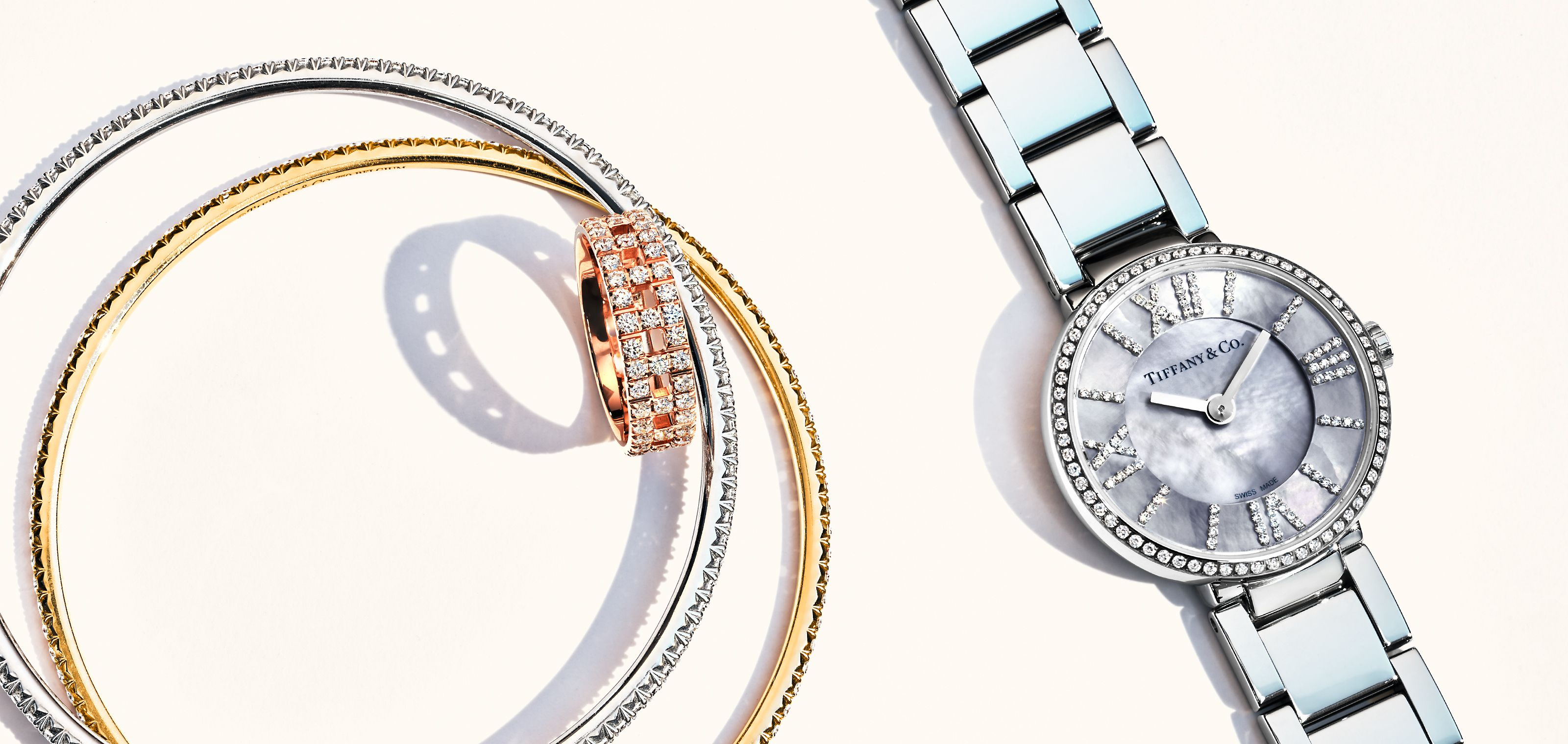 Tiffany & Co. — Atlas® Watches