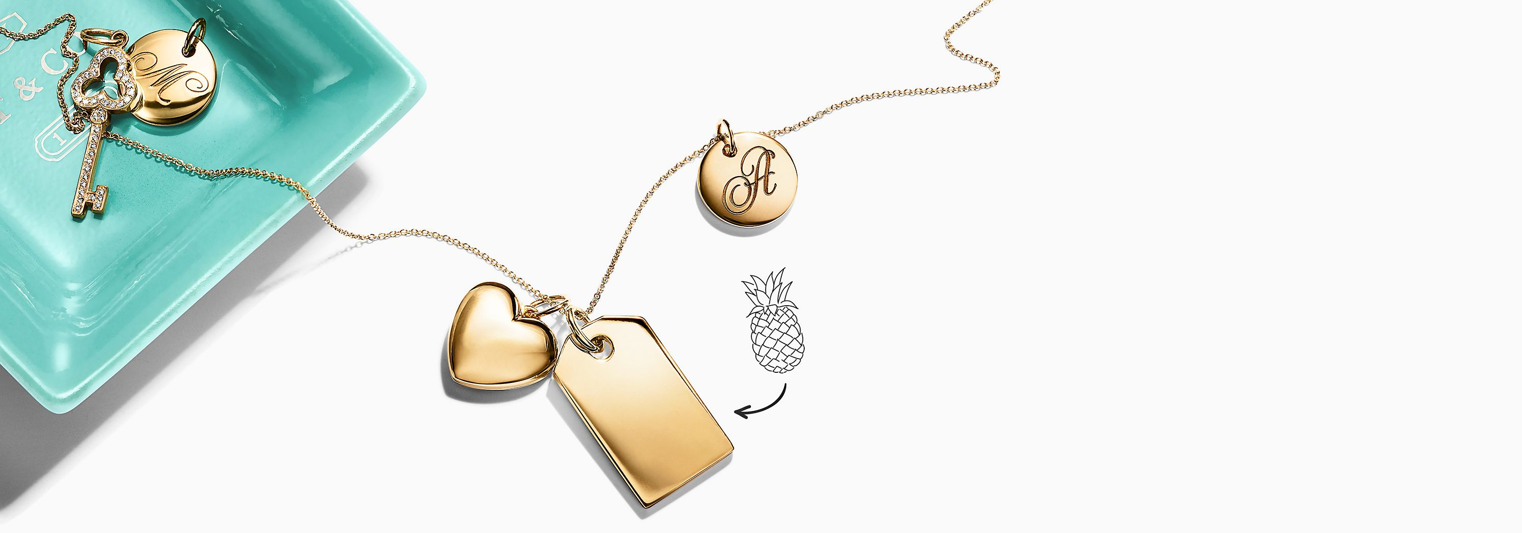 Shop Tiffany & Co. Gifts to Personalise