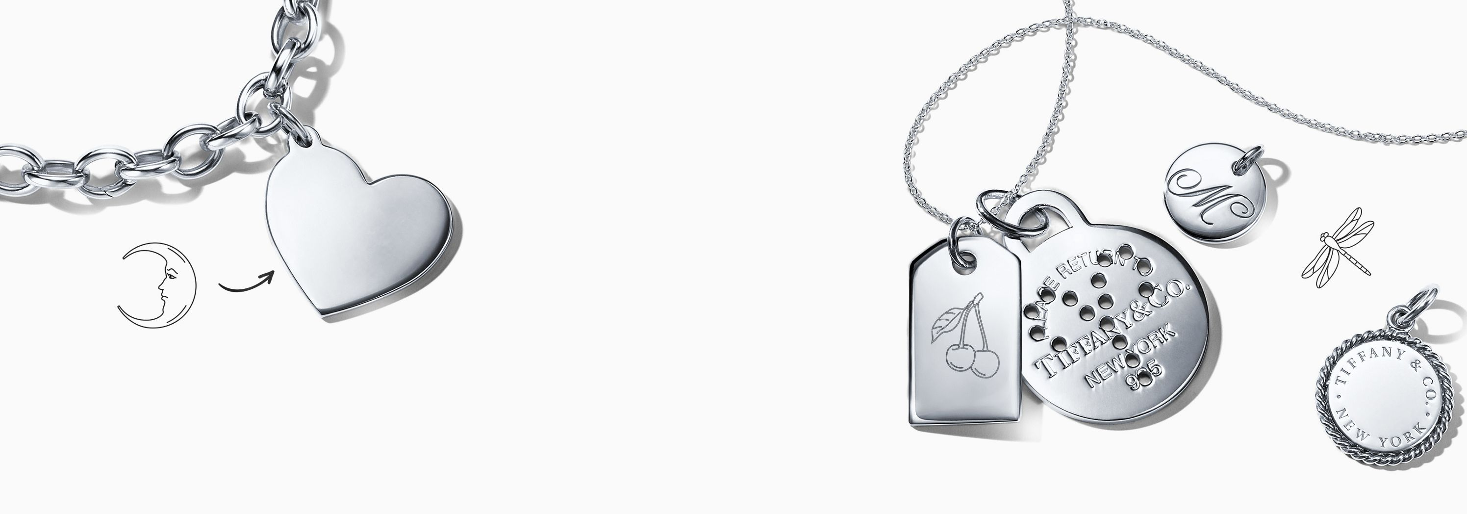 456ac794922 Tell Your Story. Engrave a Tiffany pendant ...