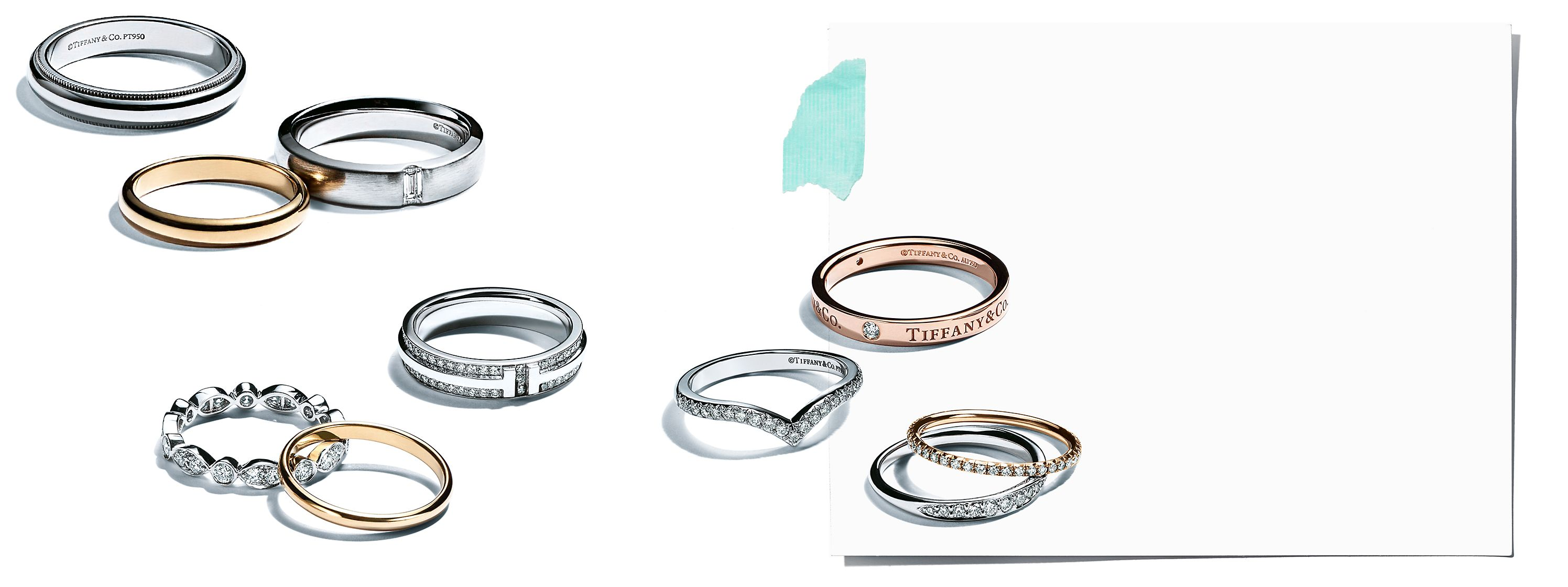 Shop Tiffany & Co. Wedding Bands