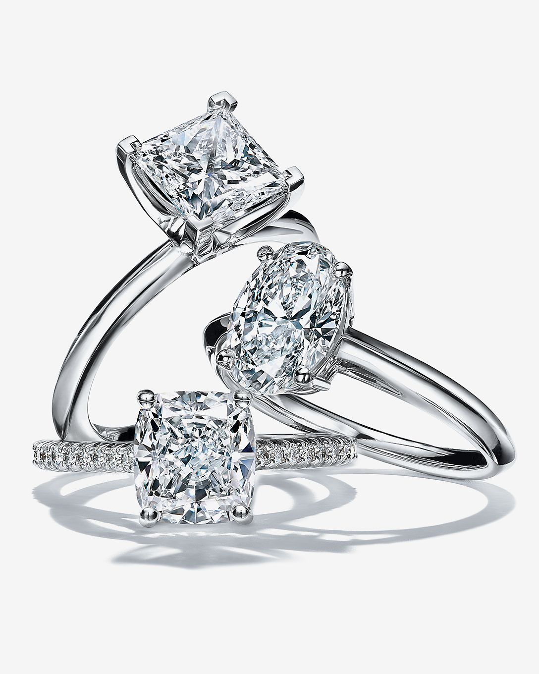 Engagement Ring Styles & Settings