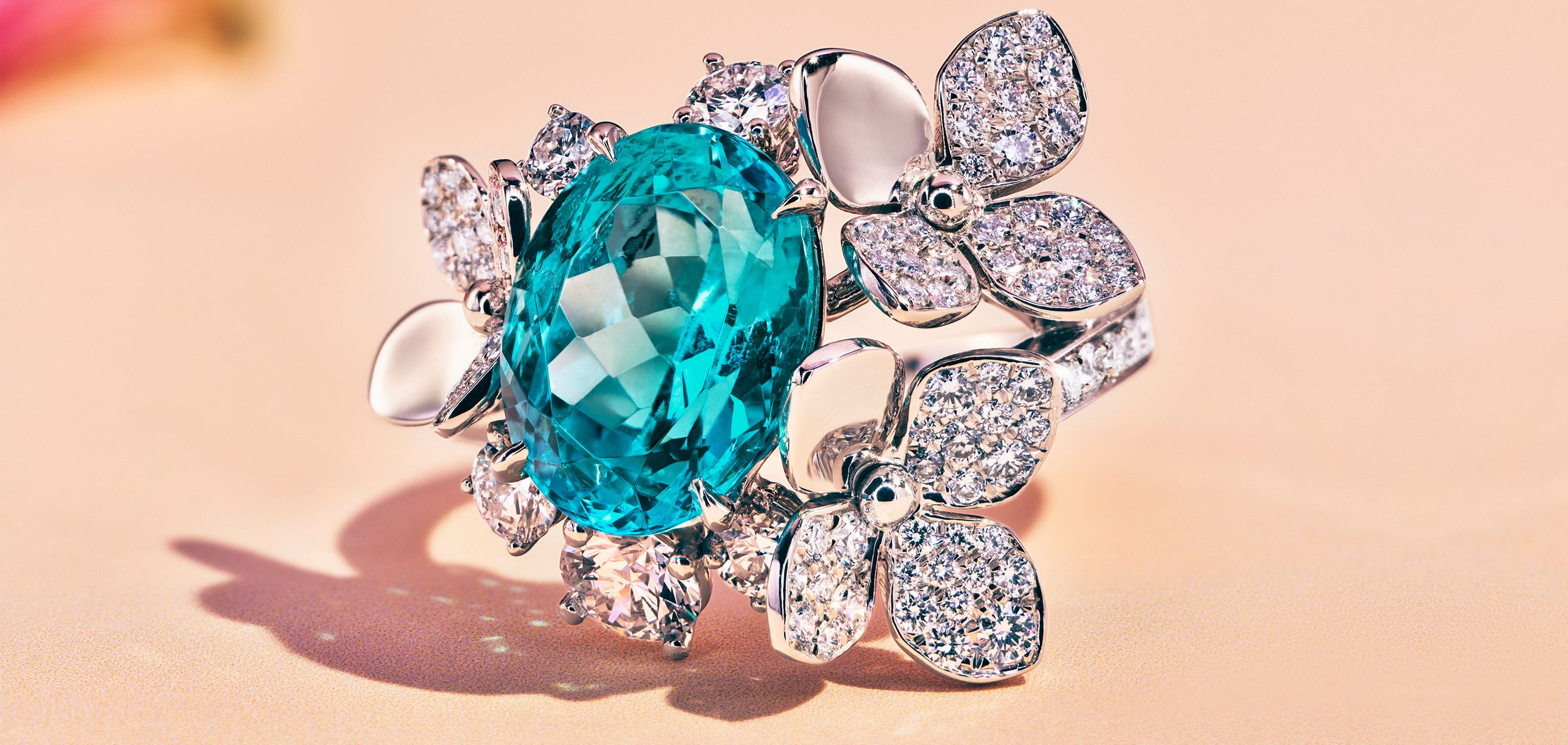 f5979a9c0460 Tiffany   Co. Blue Book 2018 Blue Tourmaline Ring