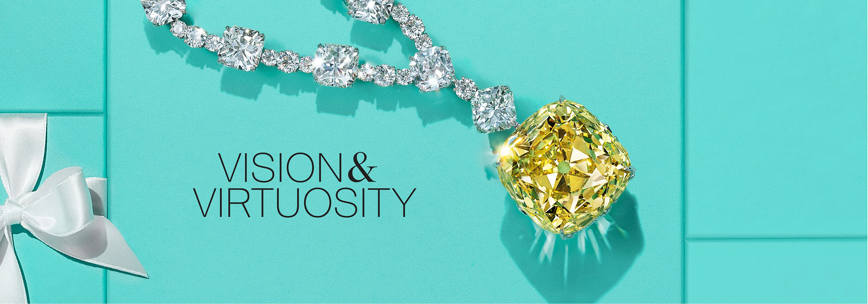 Diamonds at Tiffany & Co.: Vision & Virtuosity