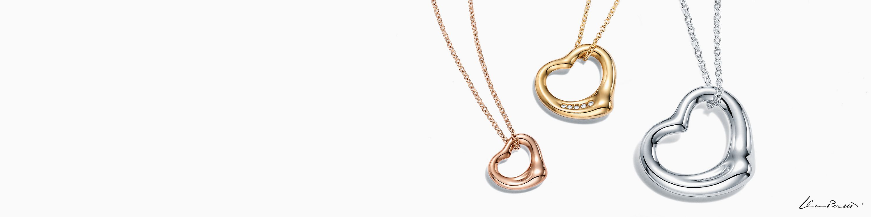 Browse Elsa Peretti™ Open Heart Jewelry