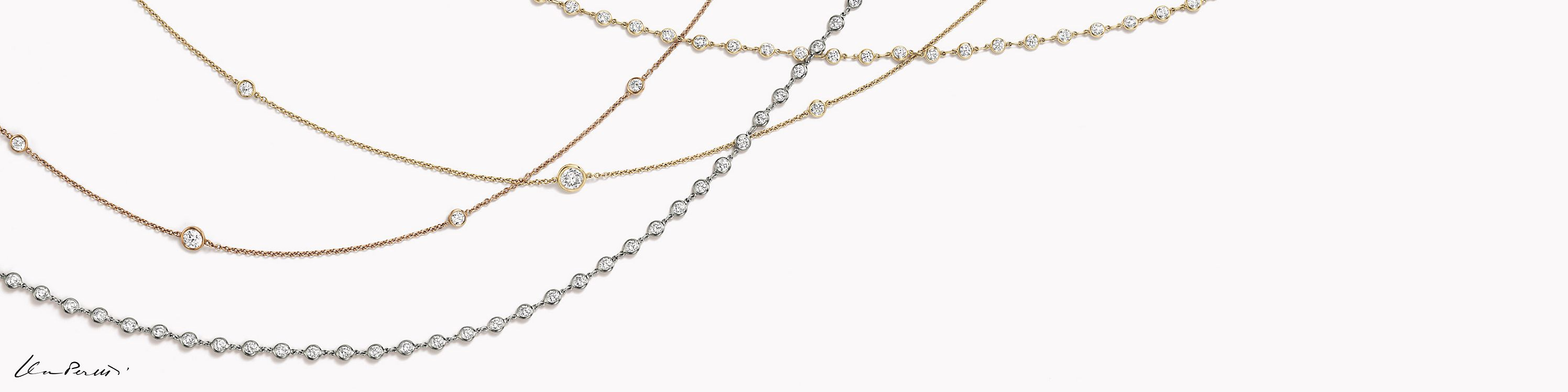 Conozca Elsa Peretti® Diamonds by the Yard™