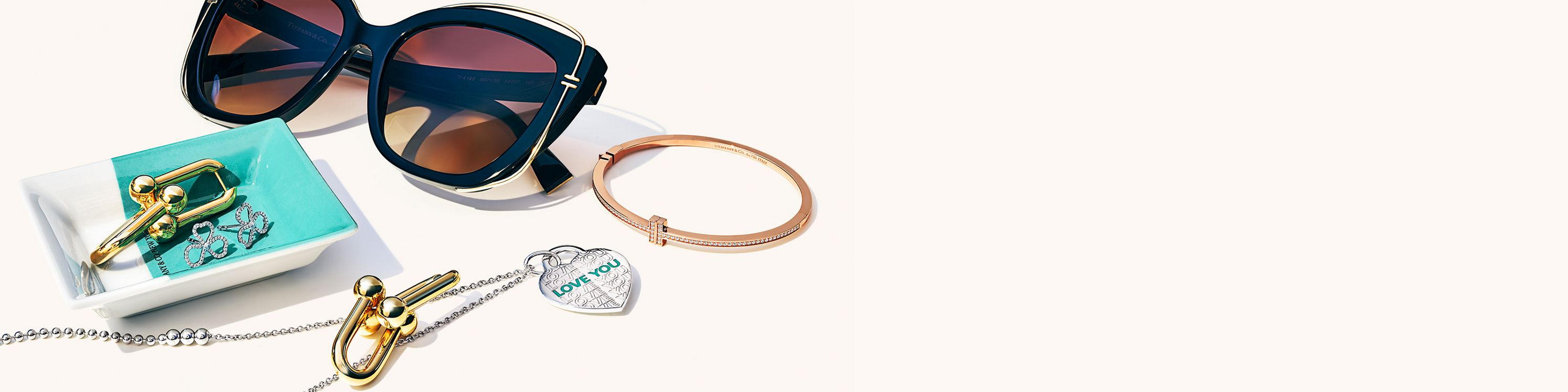 Ideas de regalos para ella de Tiffany & Co.