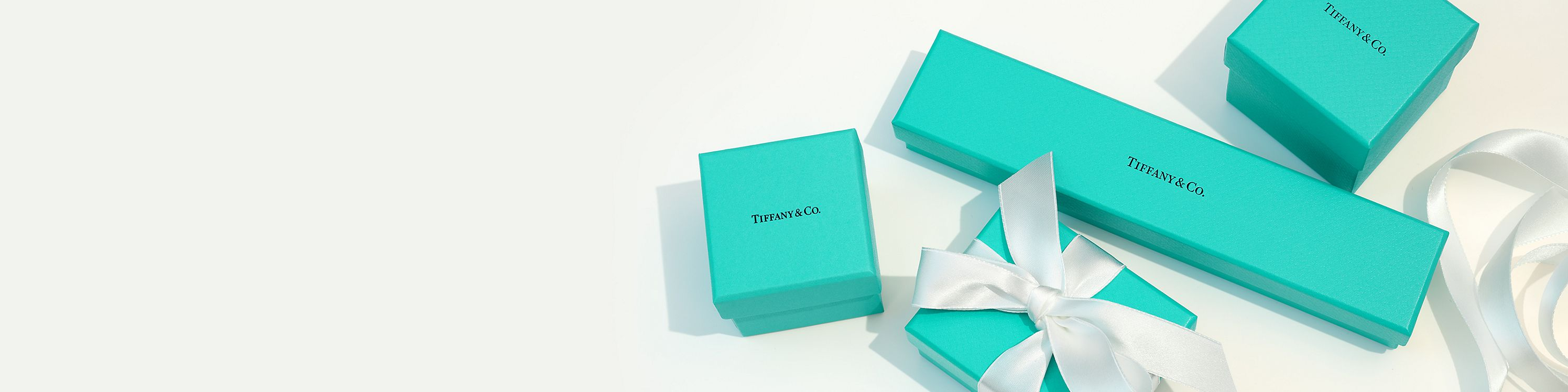 Tiffany & Co. Just Because Gifts