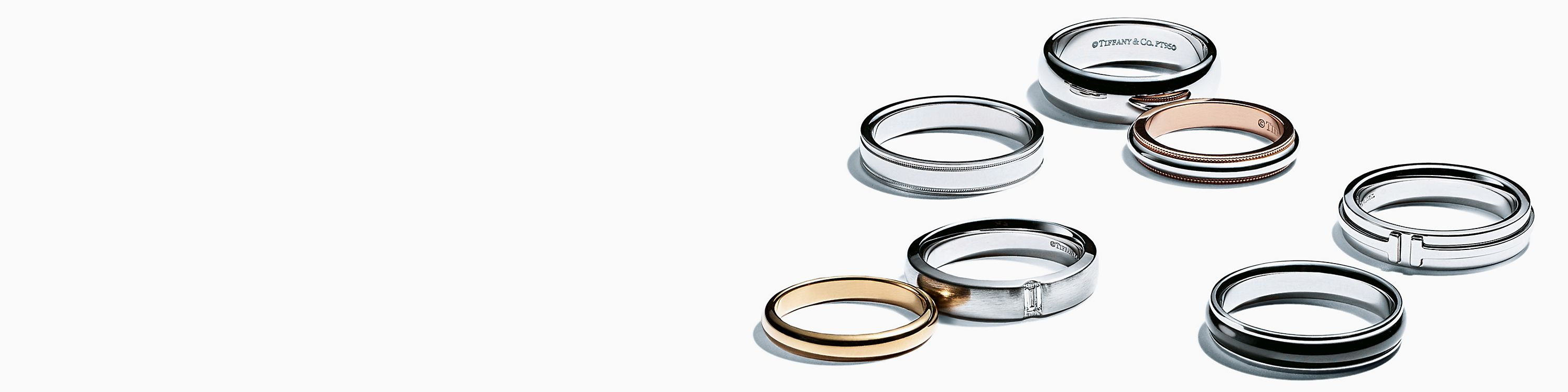 52836357b1a28 Men's Wedding Bands | Tiffany & Co.