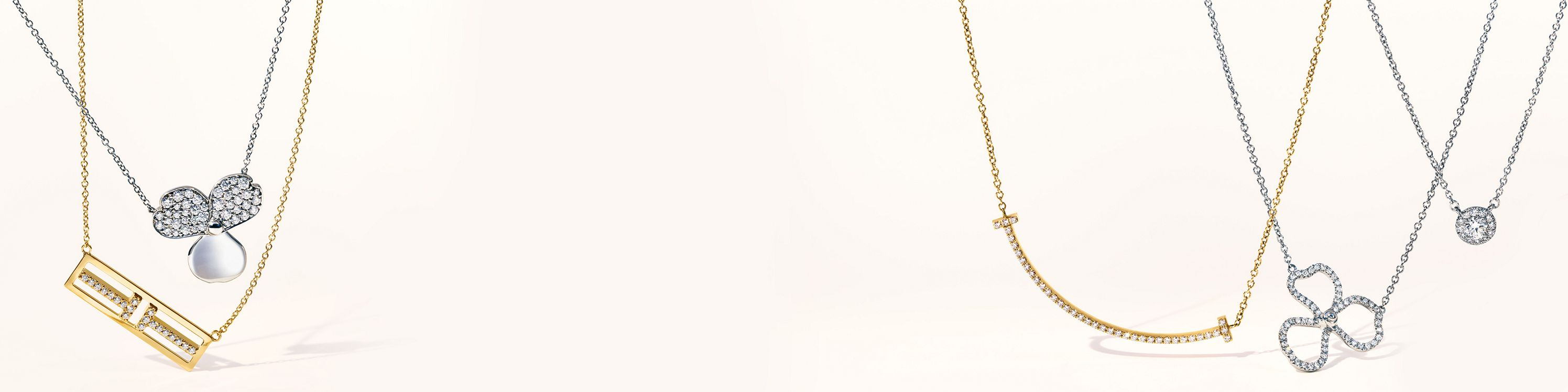 Shop Tiffany & Co. Necklaces & Pendants