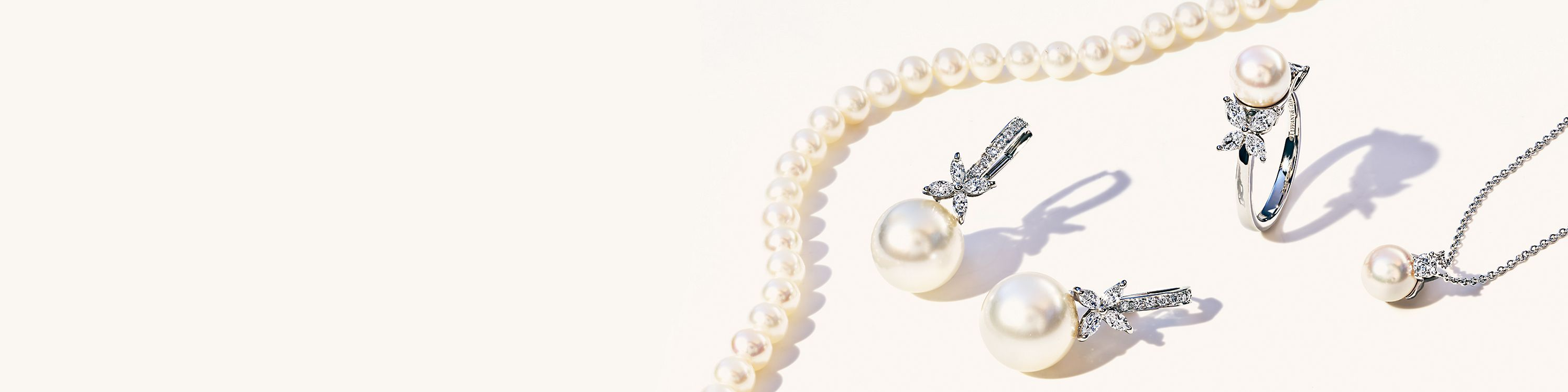 fa08cd371 Pearl Jewellery | Timeless Elegance | Tiffany & Co.
