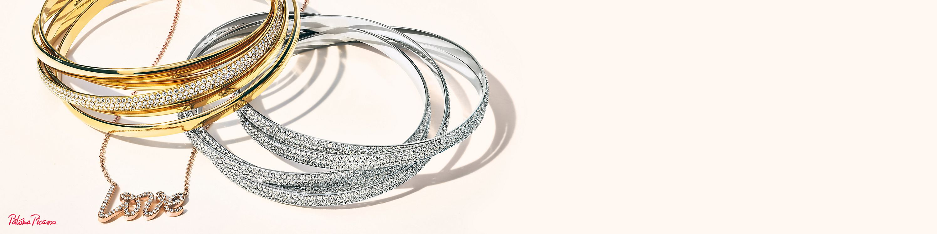 Shop Tiffany & Co.'s Paloma Picasso® Collection