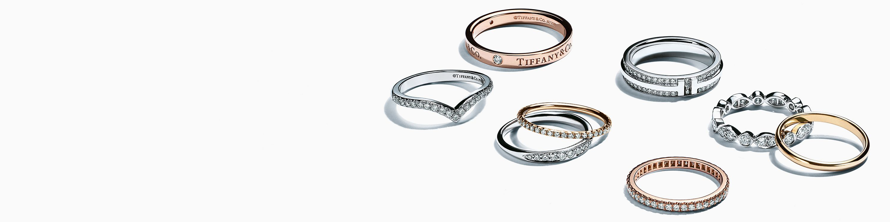 Shop Tiffany & Co. Women's Wedding Bands