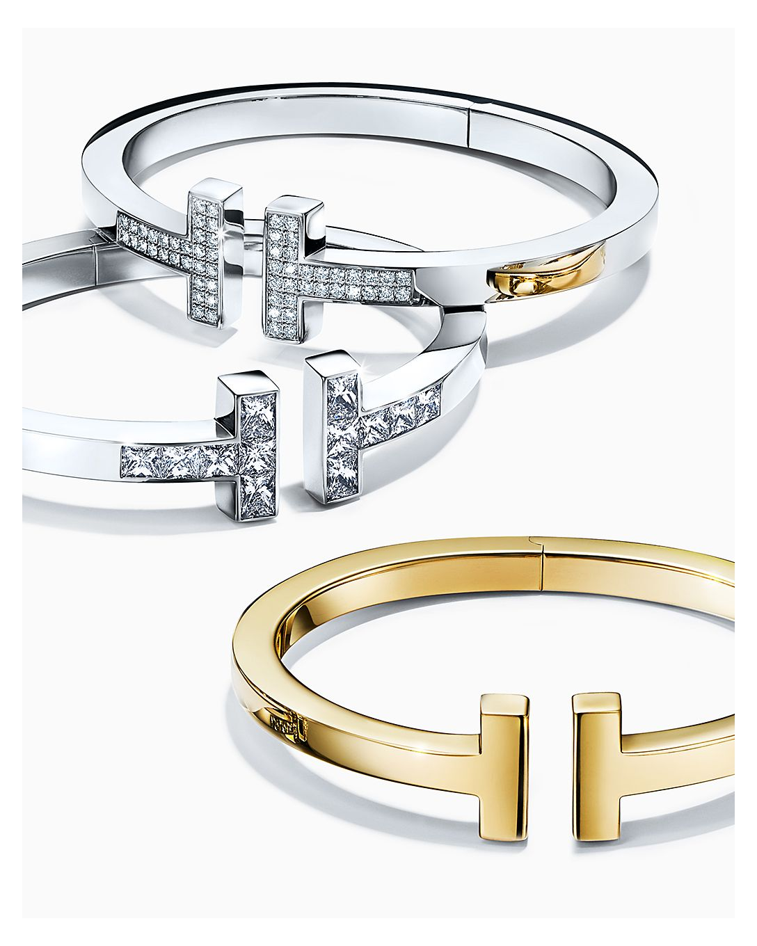 Platinum and Gold Jewellery