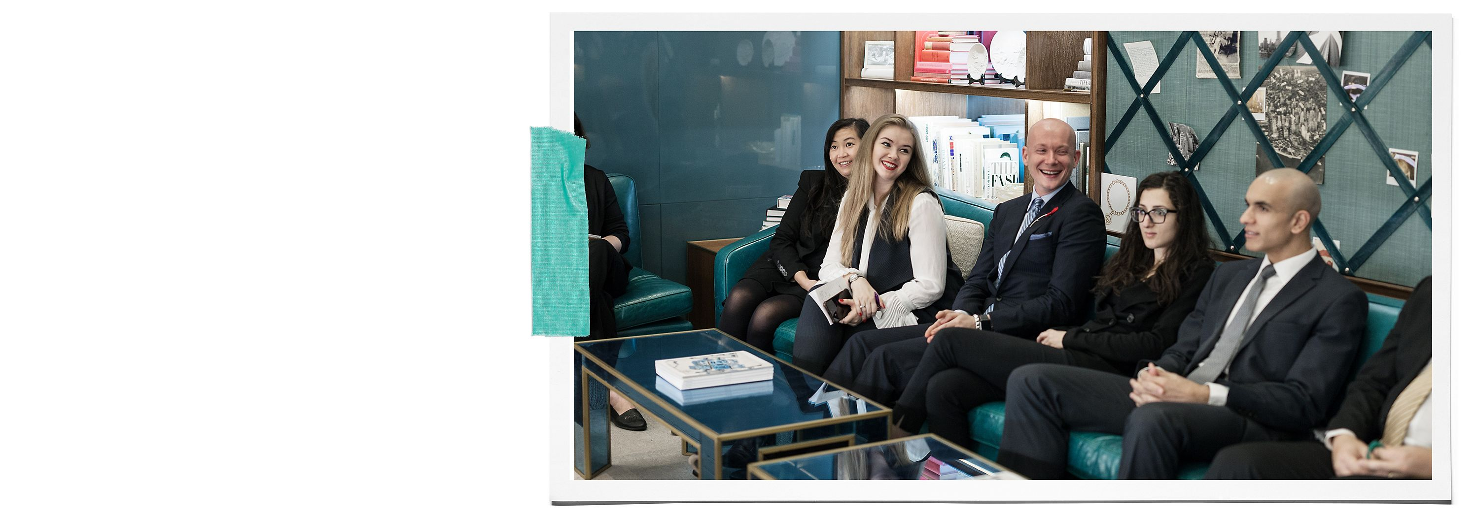 Tiffany & Co. Employee Engagement