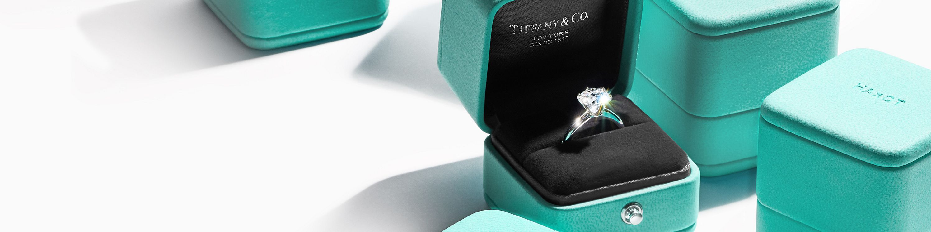 瀏覽 Tiffany & Co. 訂情戒指