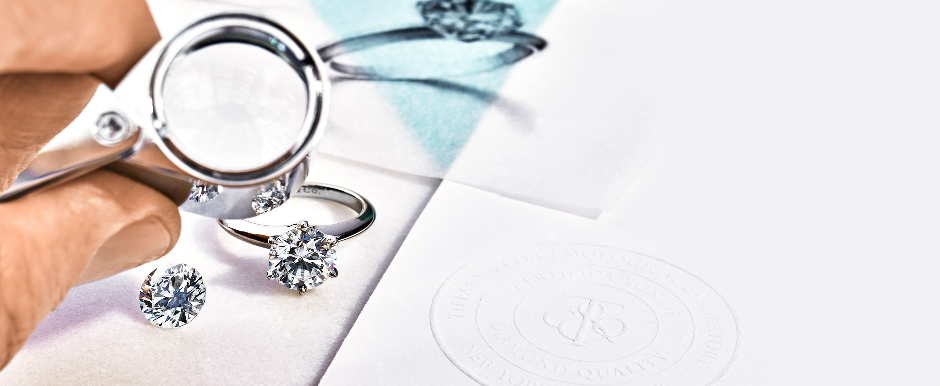 Tiffany & Co. Engagement Ring Lifetime Service