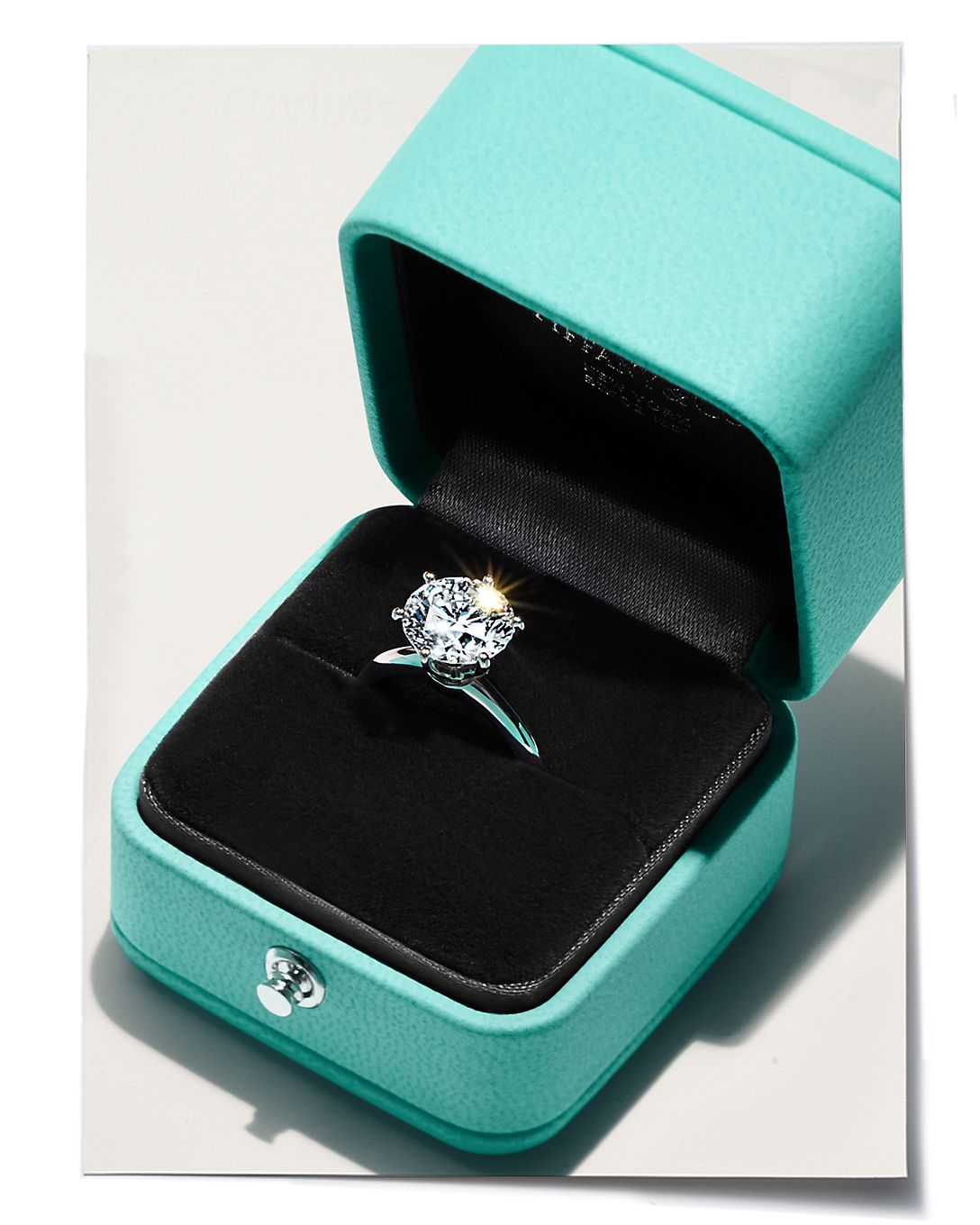 Discover Tiffany & Co. Diamond Engagement Rings
