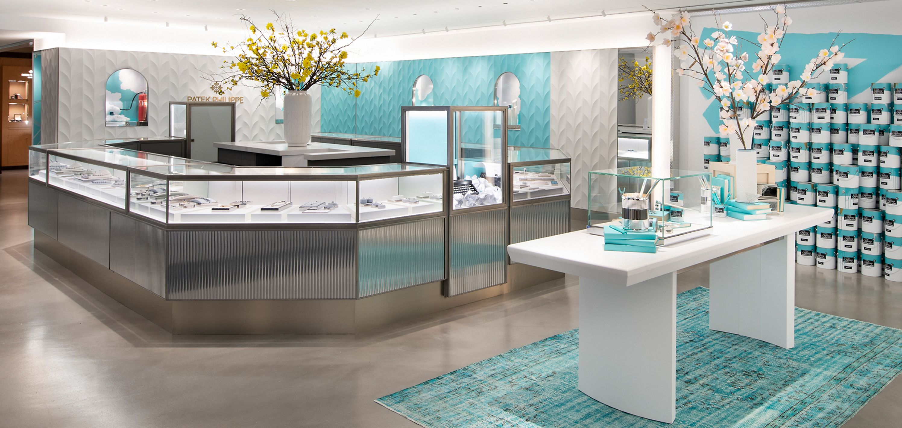 Tiffany & Co. Flagship Next Door Store