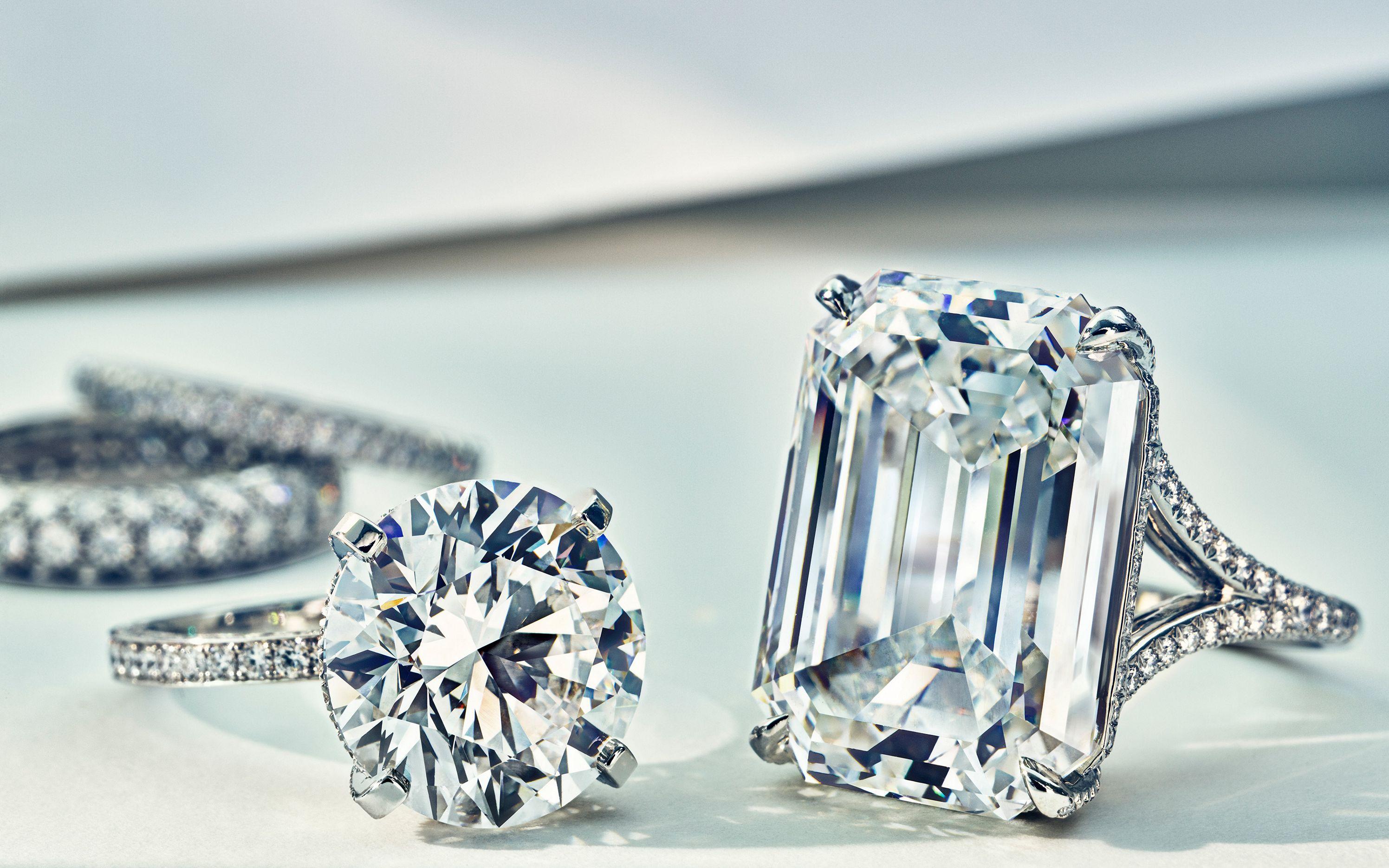 Tiffany & Co. responsibly sourced diamonds