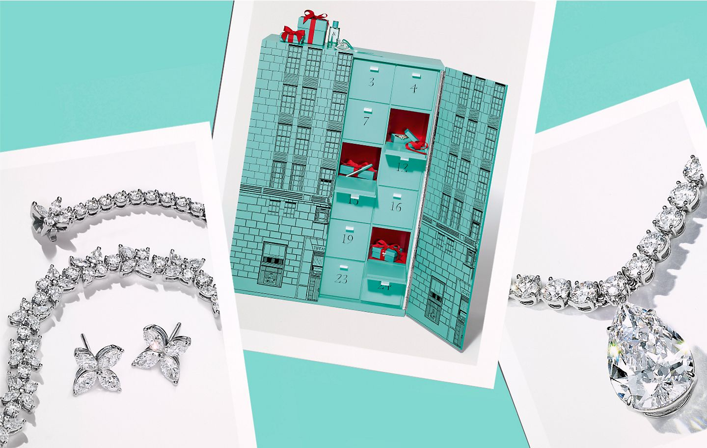Tiffany & Co. Harrods Pop-up Shop