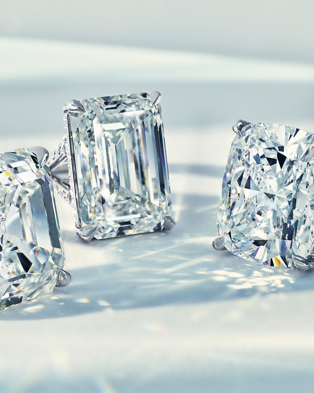 Discover Tiffany & Co. Great White Diamonds