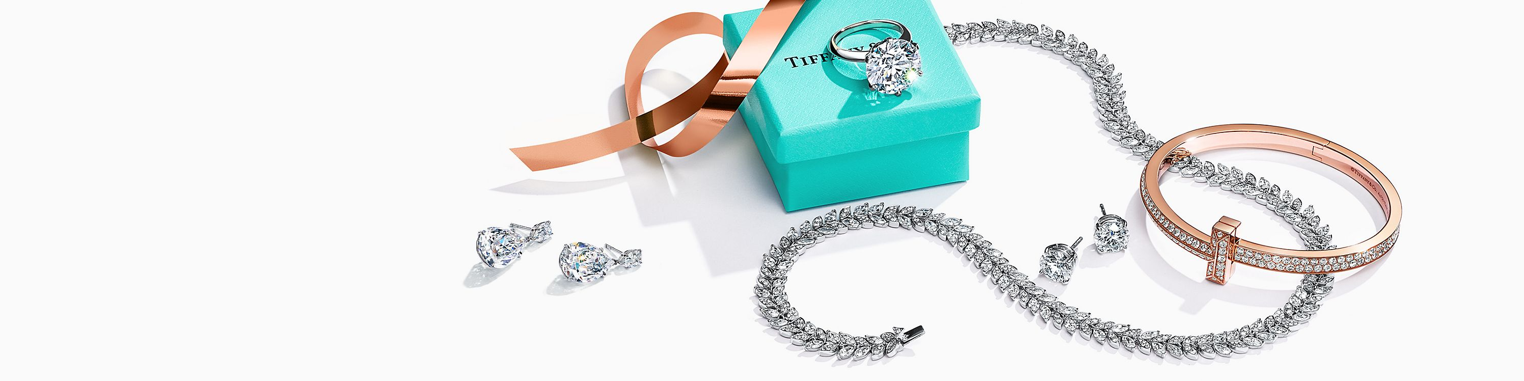Подарки Tiffany & Co. для нее