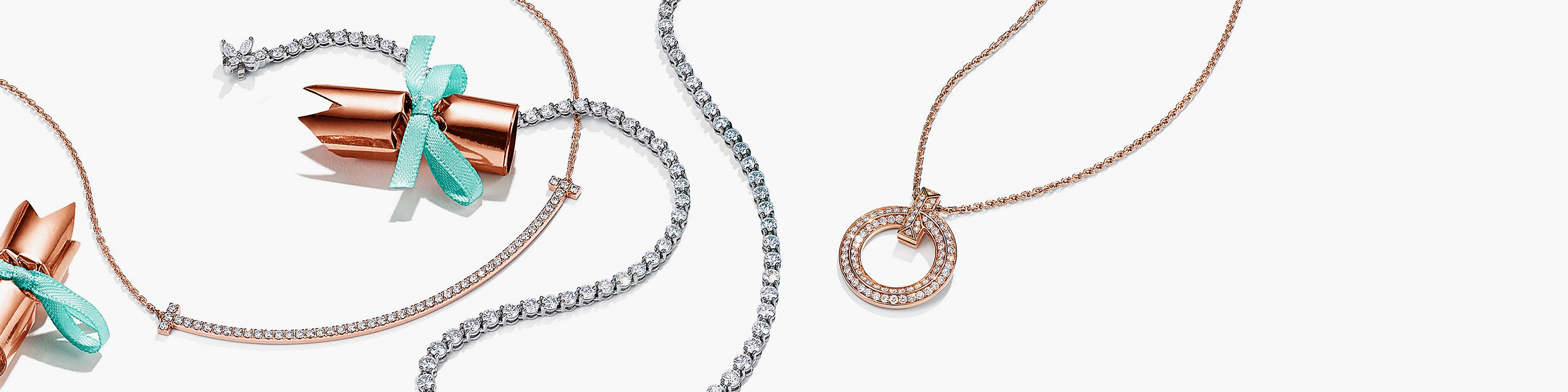 Browse Tiffany & Co. Necklaces & Pendants