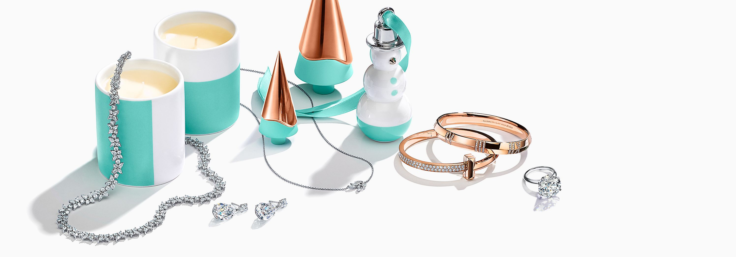 Scopri e acquista i regali di Natale Tiffany & Co.