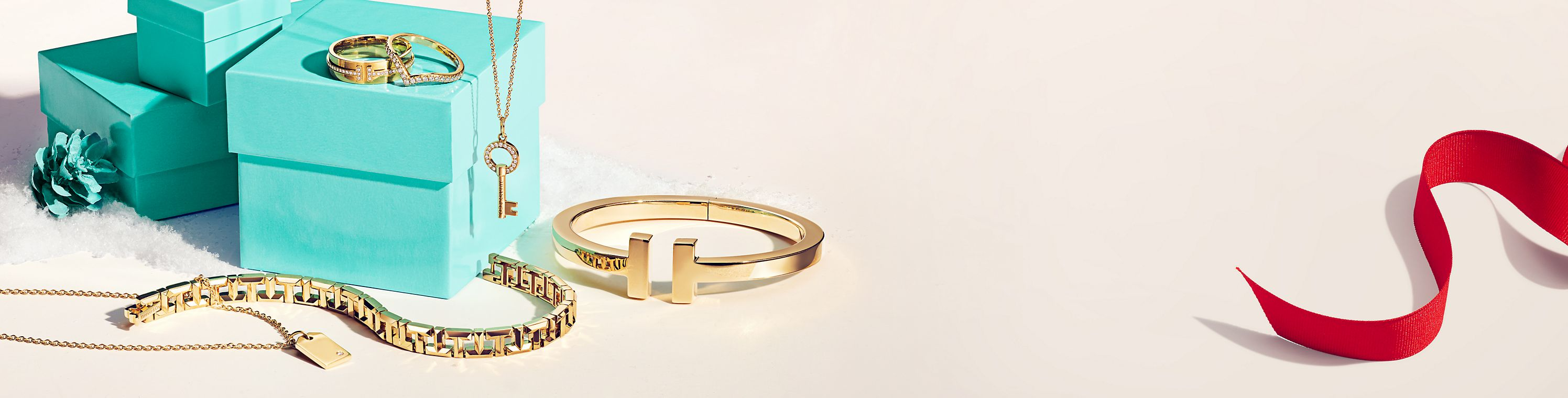 Idee regalo per il Natale Tiffany & Co.