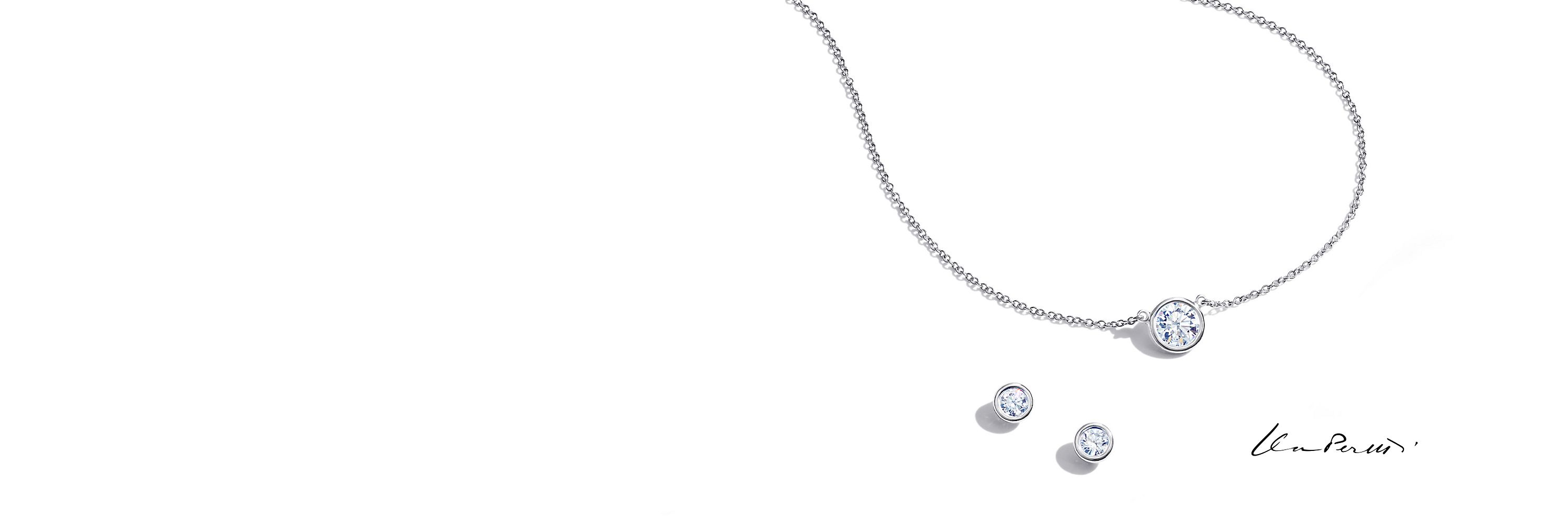 Browse Tiffany & Co. Diamond Jewelry