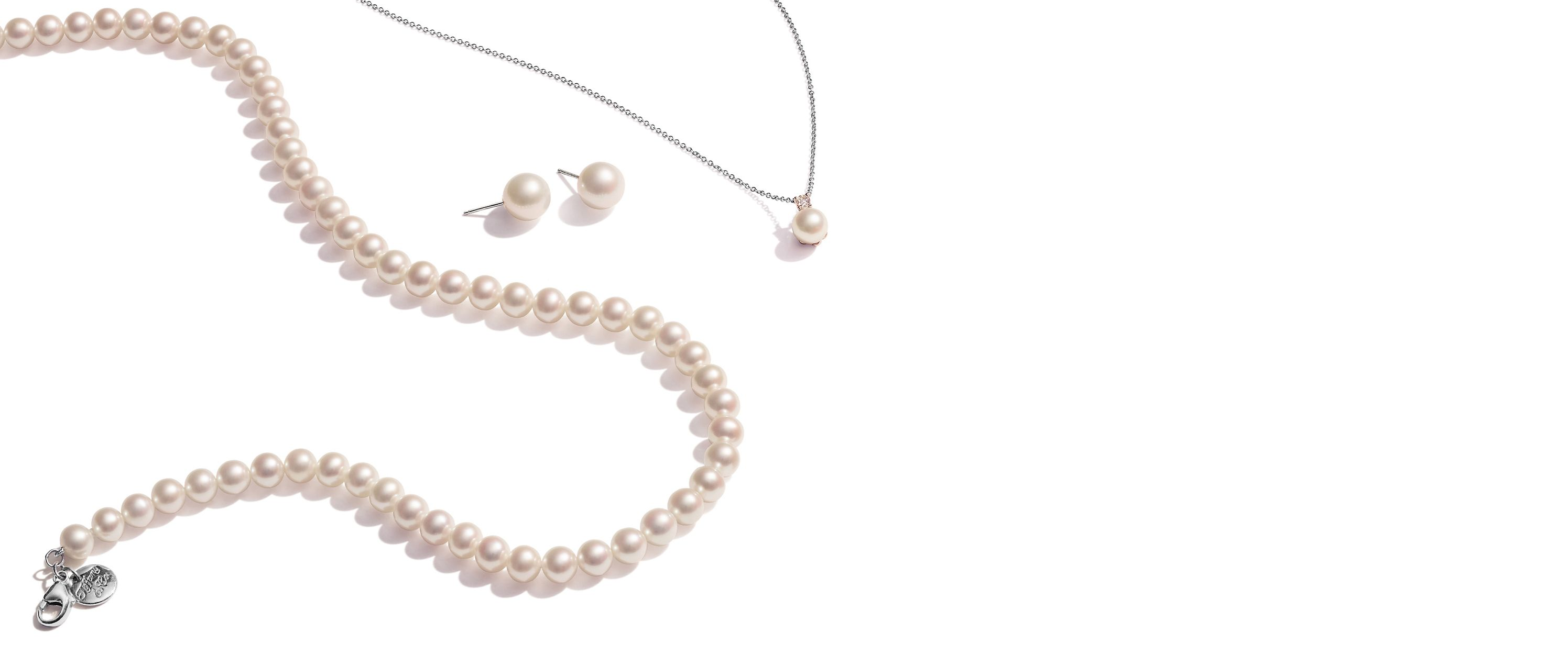 Browse Tiffany & Co. Pearl Jewelry
