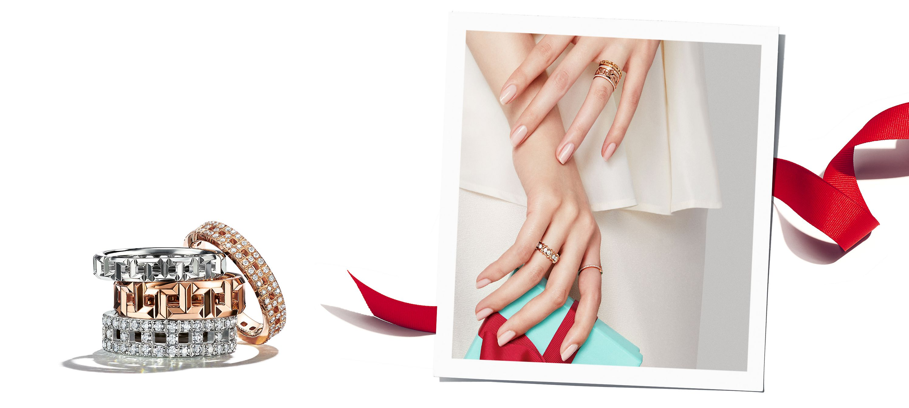 Browse Tiffany & Co. Tiffany Celebration™ Rings