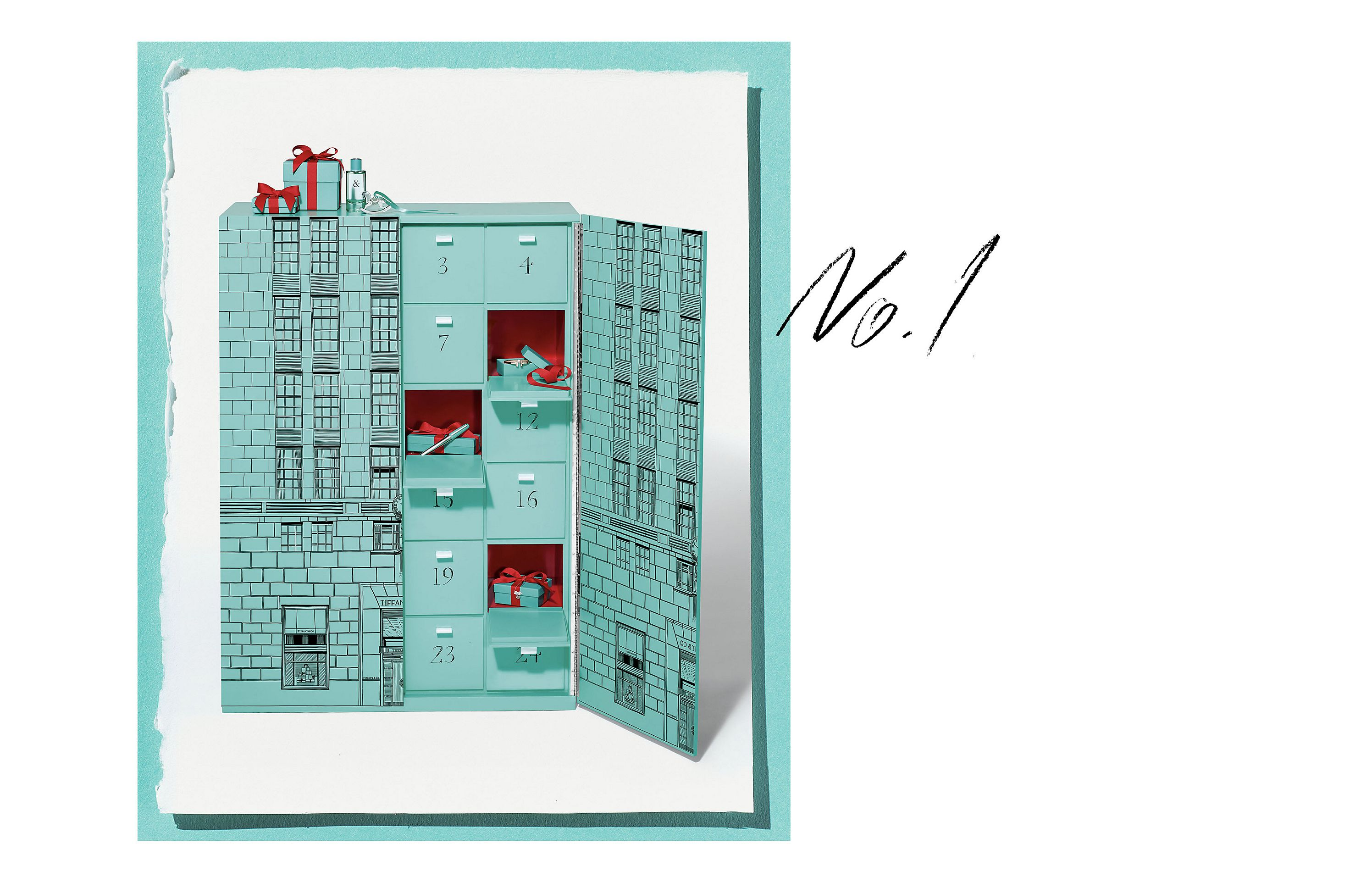 Tiffany & Co. The Ultimate Advent Calendar