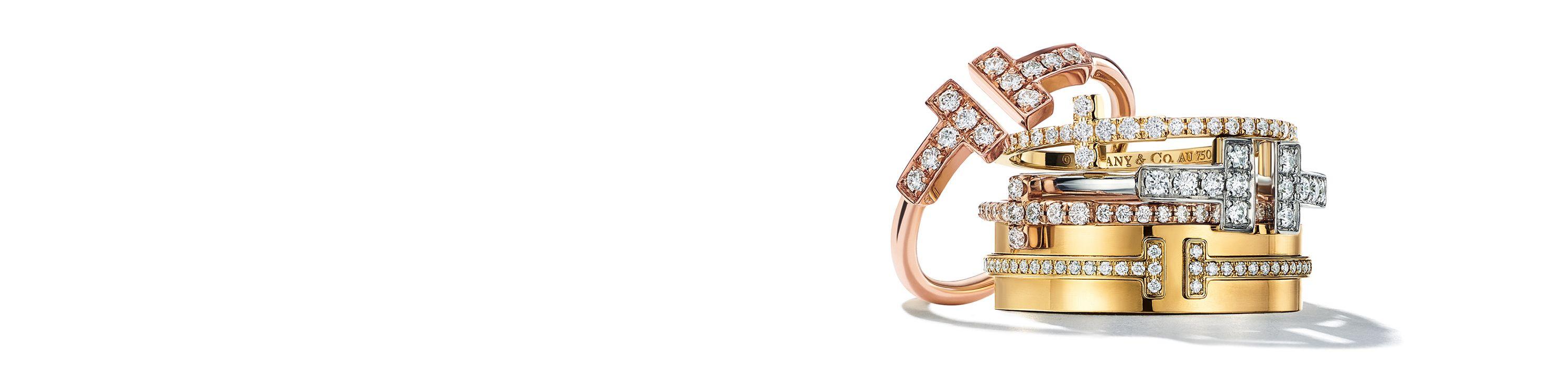 Anelli Tiffany Celebration®. Ricordi speciali dei momenti più ... 80103f160cd8