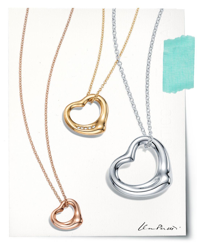 Collezione Open Heart di Elsa Peretti® 61cf548268d6