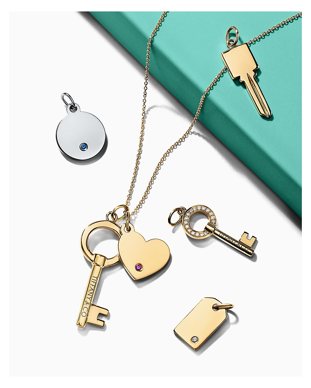 Shop Tiffany & Co. Charms
