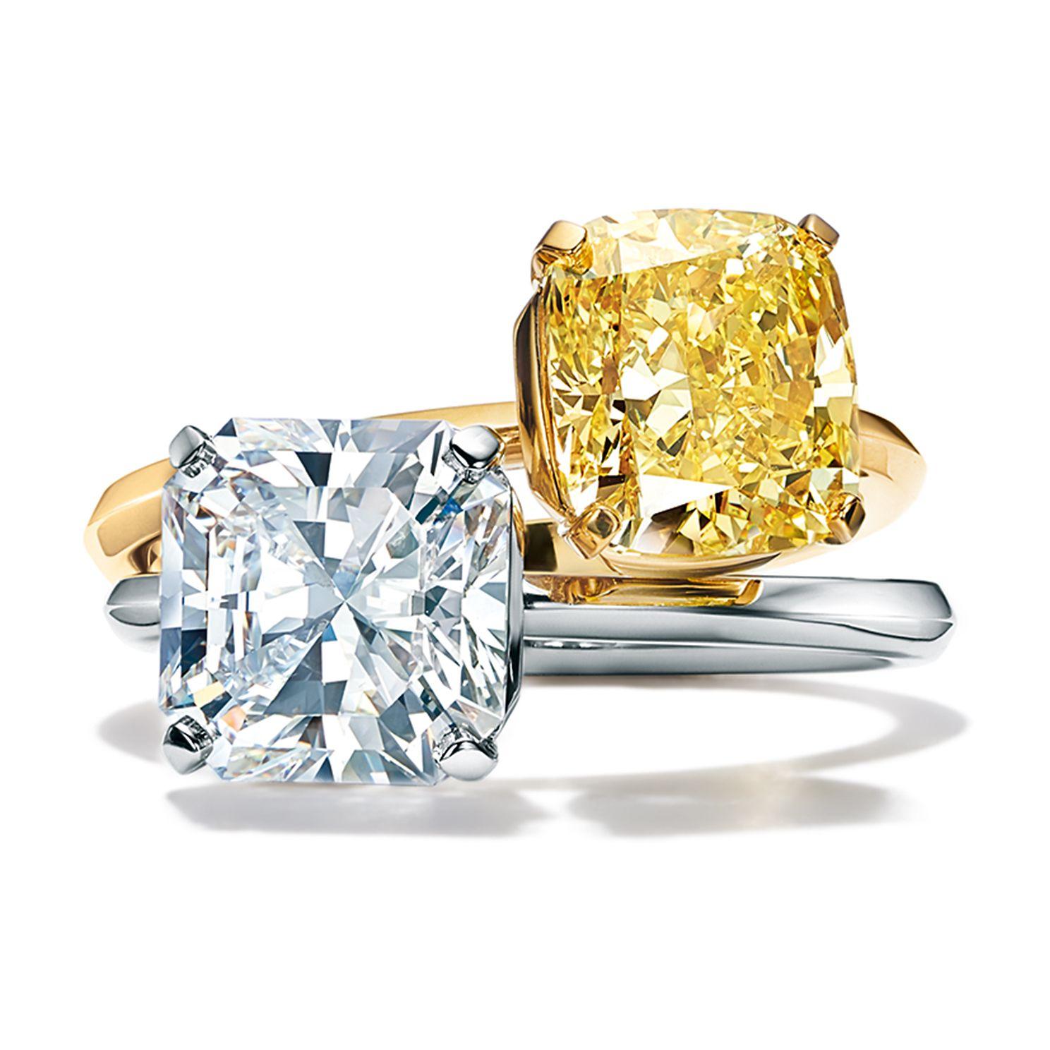 comprare popolare 82cce 9a151 Anelli di fidanzamento | Tiffany & Co.