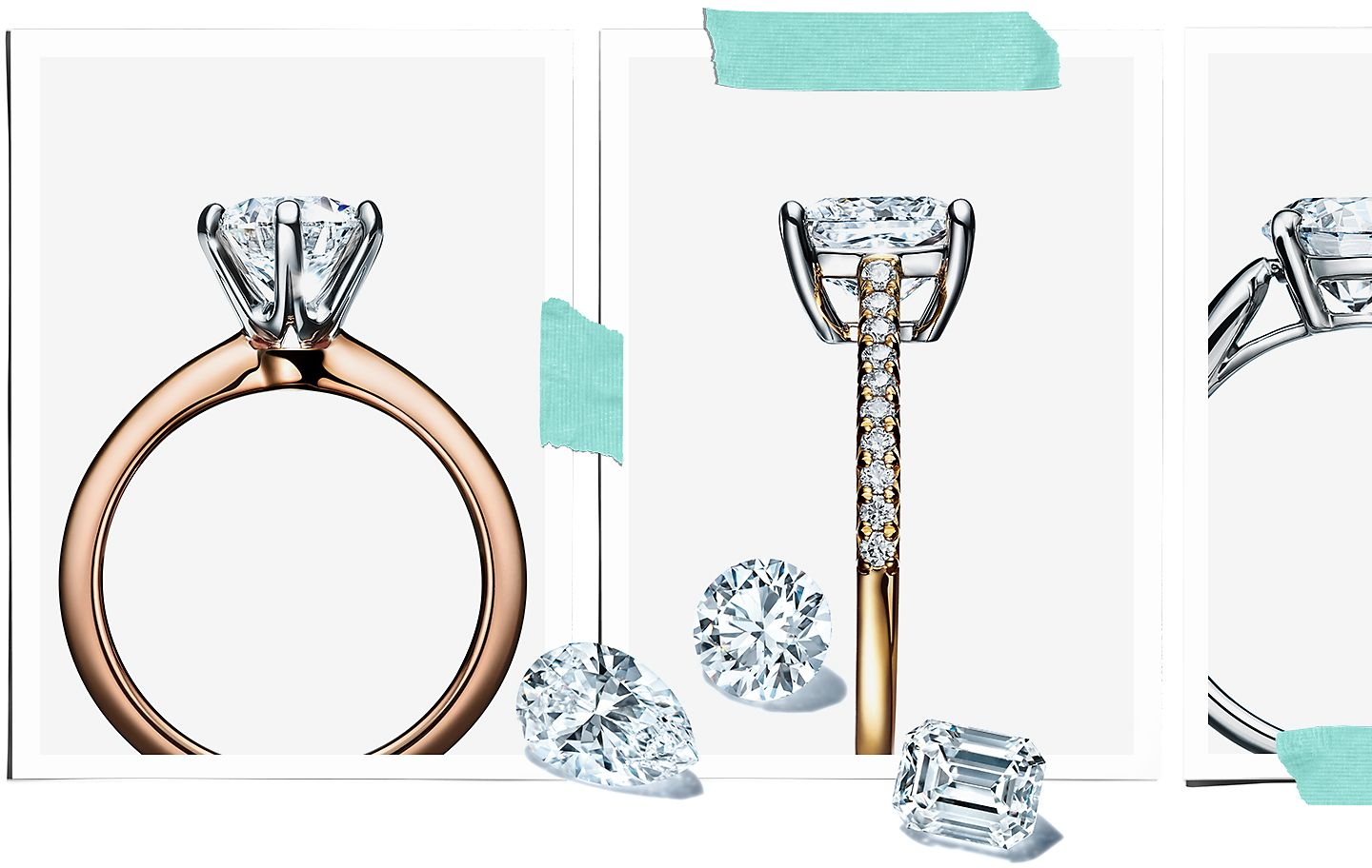 Tiffany & Co. Customize Your Ring with a Diamond Expert