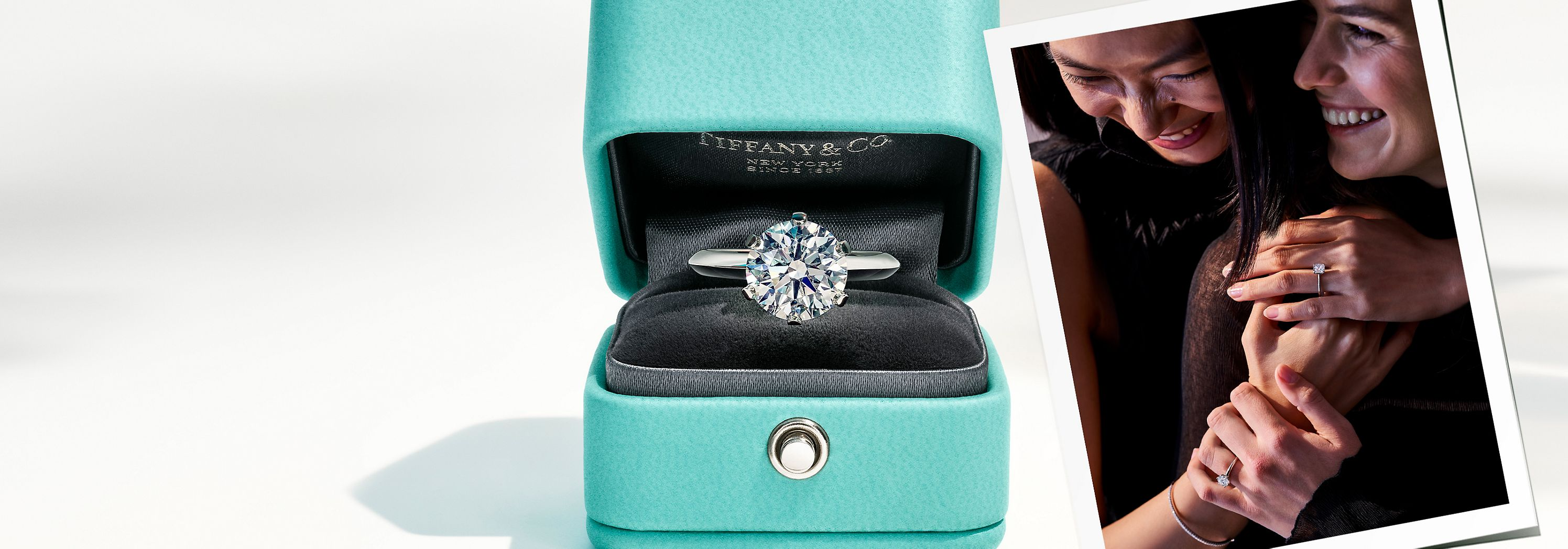 Tiffany & Co. Brilliant Diamonds