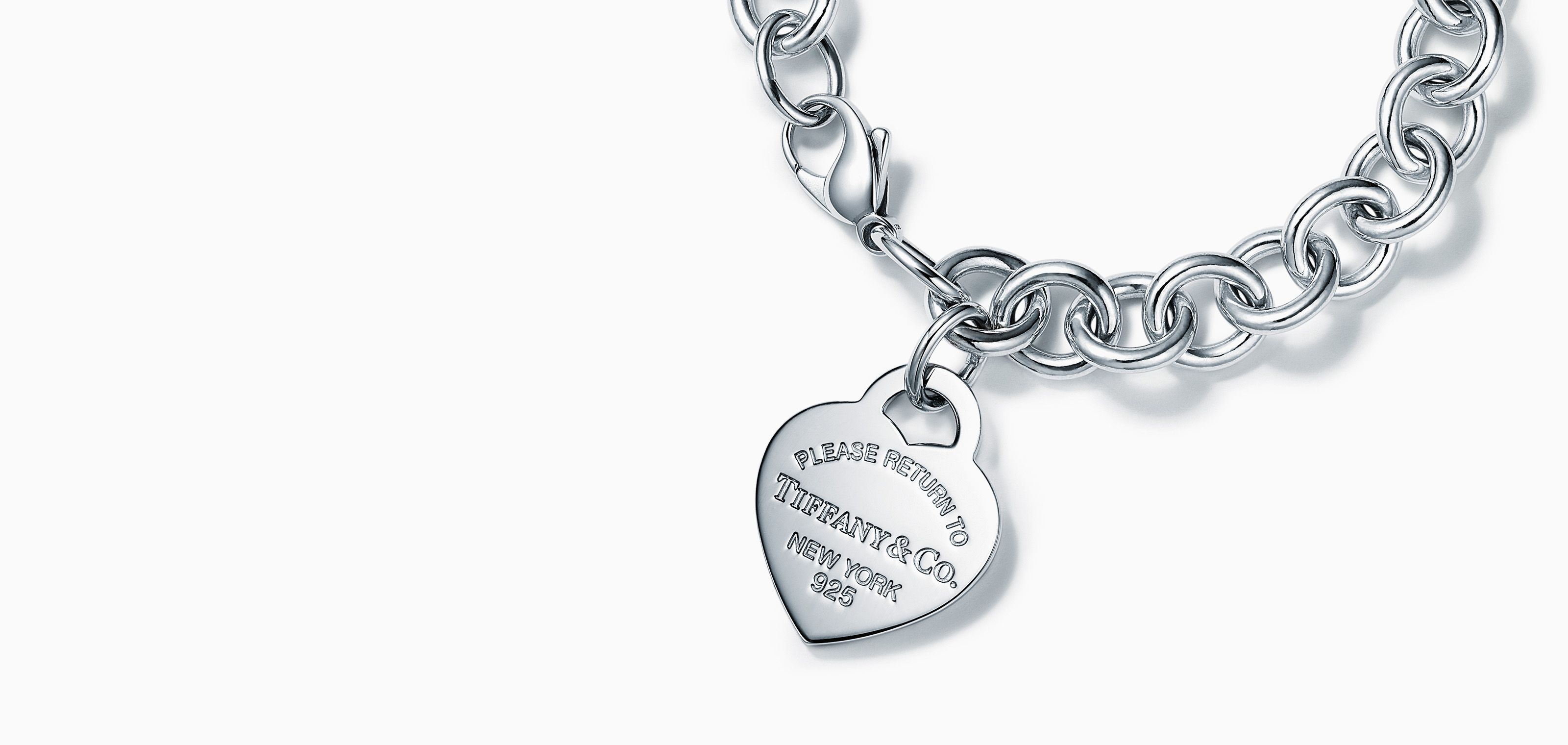 1f2e663329b Return to Tiffany® heart tag toggle necklace in sterling silver ...