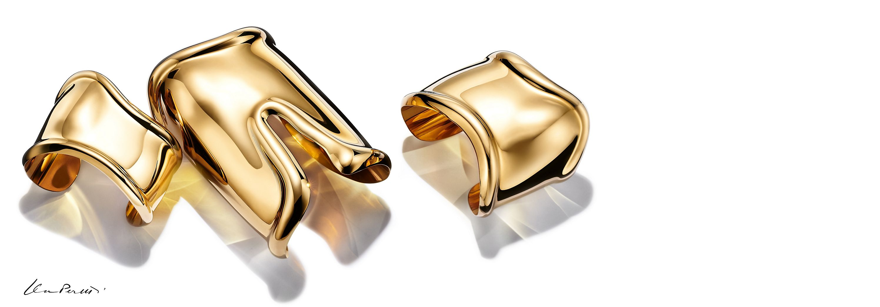 Tiffany & Co. Fifty Years of the Bone Cuff