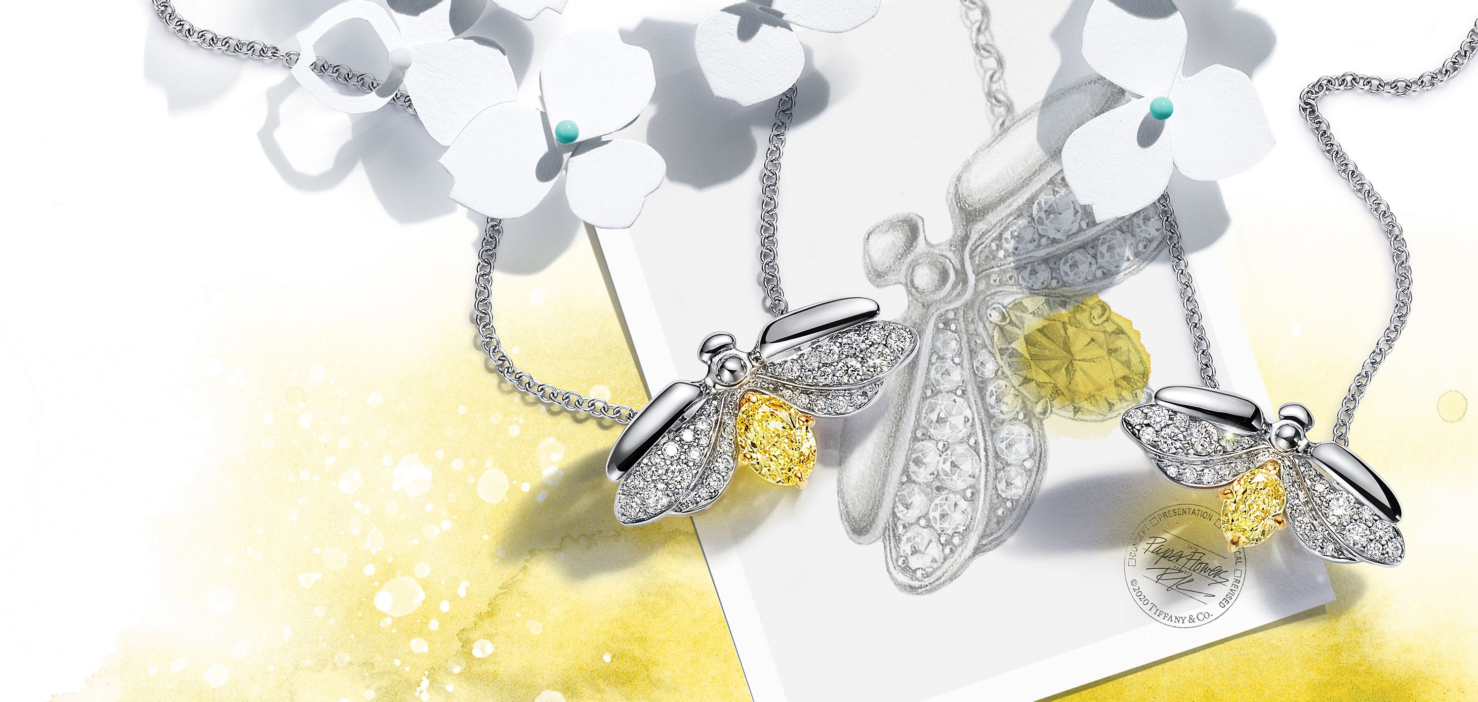 Tiffany & Co. Tiffany Paper Flowers® Firefly