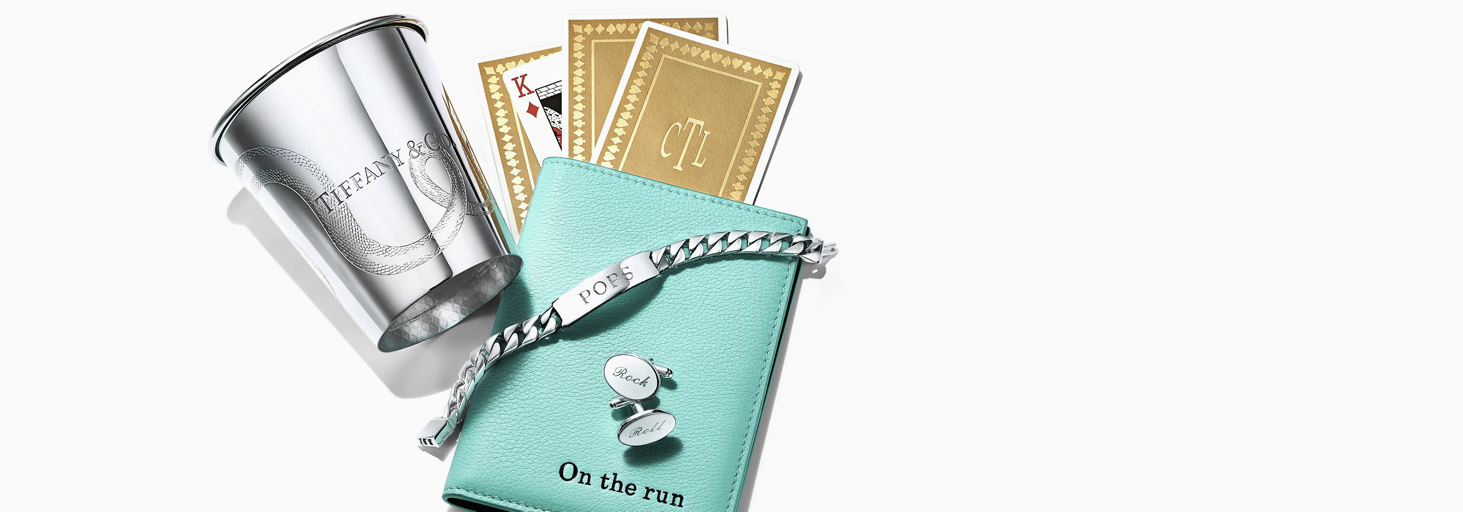 Tiffany & Co. Engravable Business Gifts