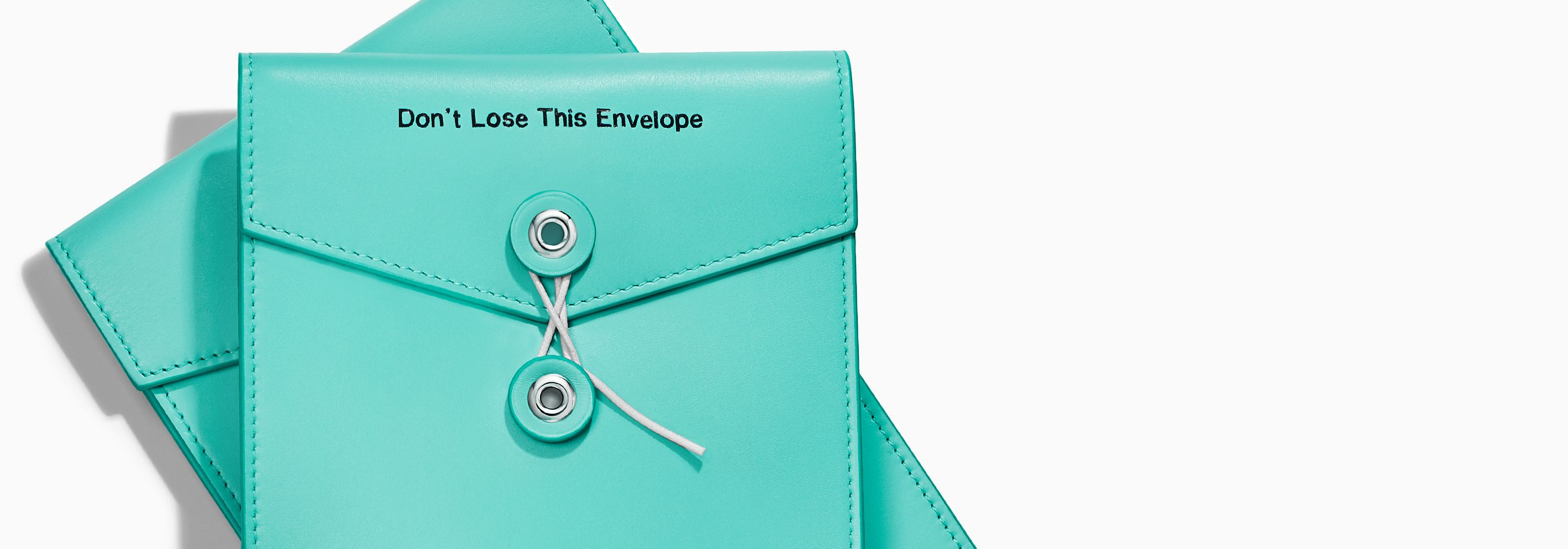 Tiffany & Co. Embossing Leather