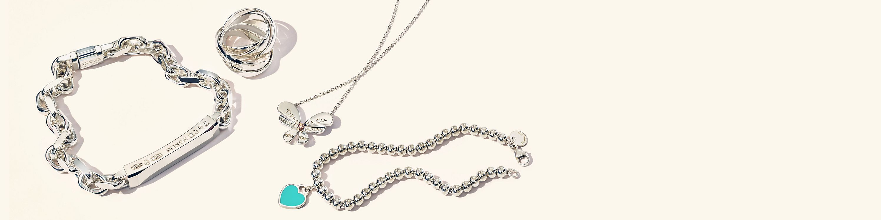 Tiffany & Co. Sterling Silver Jewellery