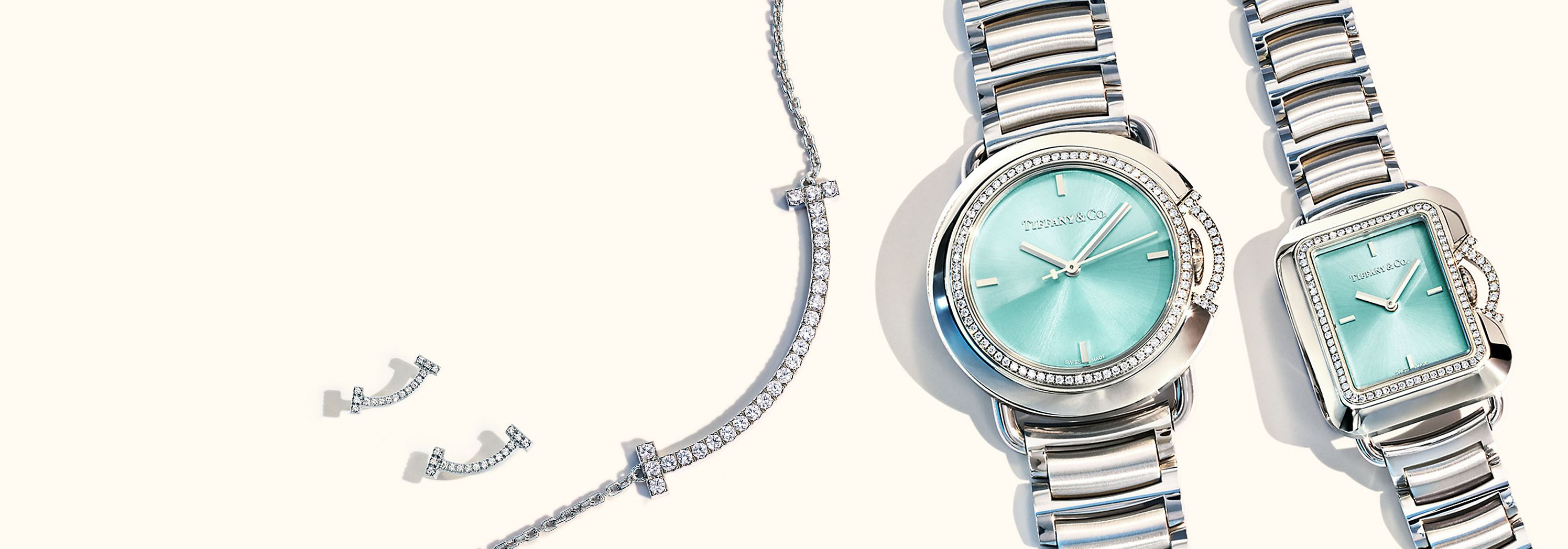 Relojes Tiffany T de Tiffany & Co.